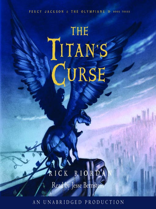 percy jackson titans curse by rick riordan Rick riordan, dubbed 'storyteller of the gods' by publishers weekly, is the author of five new york times number-one bestselling book series with millions of copies sold throughout the world: percy jackson, the heroes of olympus and the trials of.